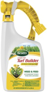 Scotts Ounce Turf Builder Liquid Weed and Feed