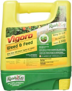 Vigoro Ready2Go Weed and Feed