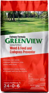GreenView Fairwa Weed and Feed