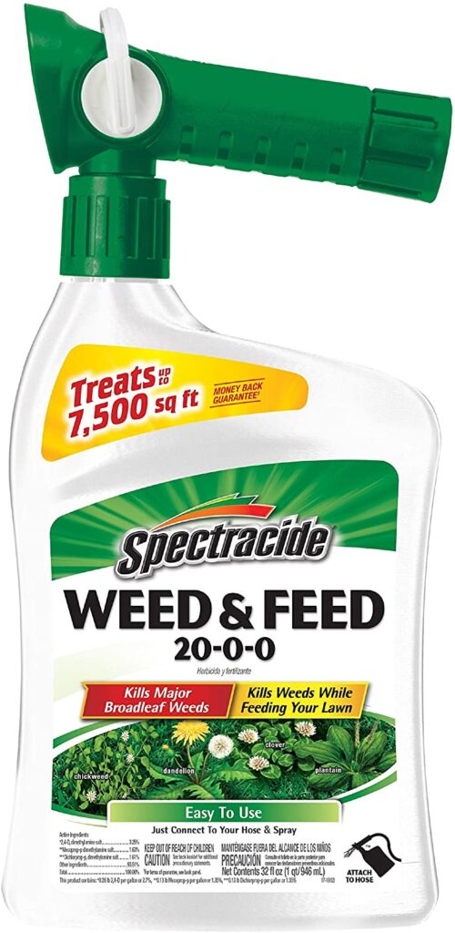 Spectracide Ounce Liquid Weed and Spray