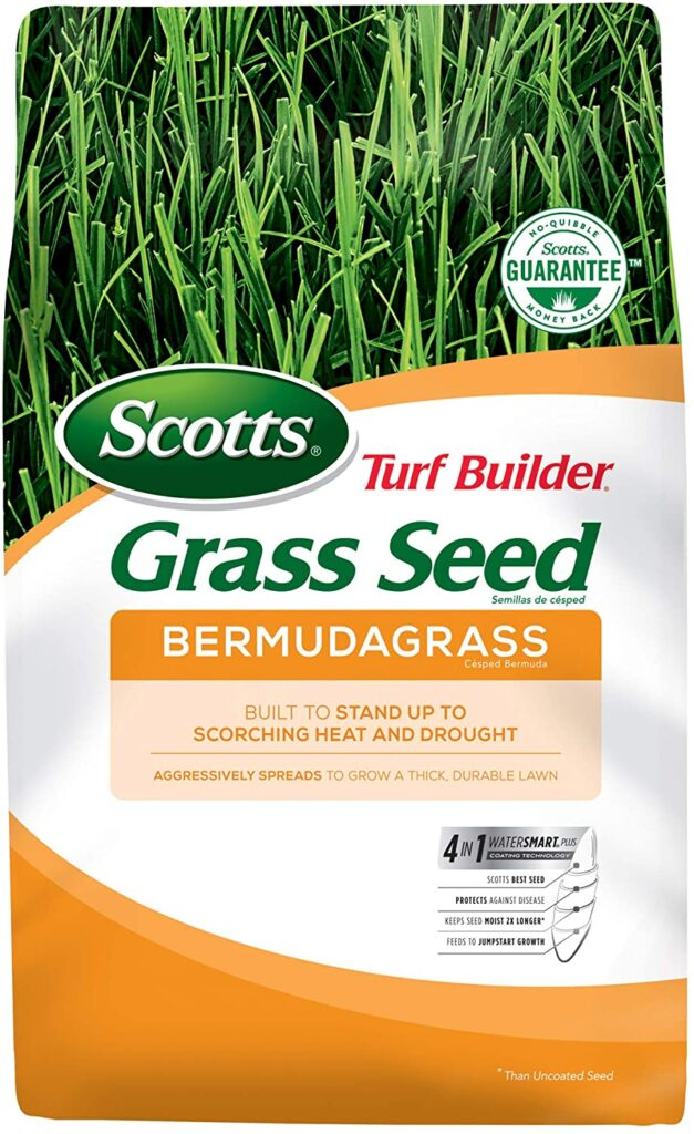 Scotts Bermuda Grass Seeds – The Best Overall