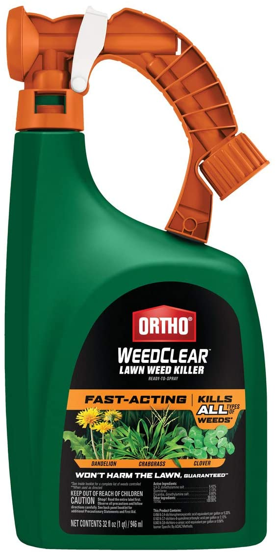 Ortho Bermuda Gon Grass Weed Killer
